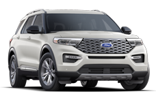 New Ford Explorers near High River