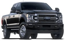 New Ford Superdutys near High River