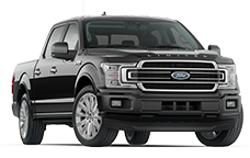 New Ford F-150s near High River