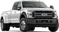 New Ford F-350 Super Duty in High River